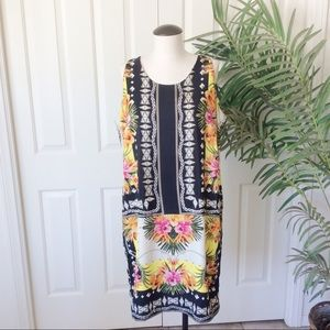 Gabby Skye 14 Floral Shift Dress